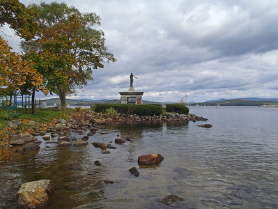Lake Winnipesaukee, Oct 16, 2011
